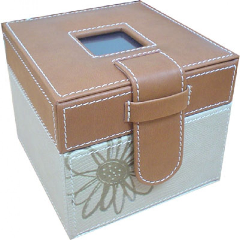 กล่องหนังใส่รูปภ�...