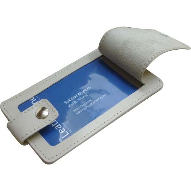 10098 : ซองหนังใส่บัตร, ที่แขวนกระเป๋า, ป้ายแขวนกระเป๋า